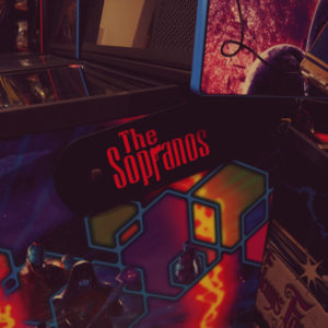 The Sopranos Pinball Hinges