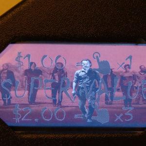 Walking Dead Pinball EL Panel