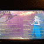 Game of Thrones Pinball EL Panel