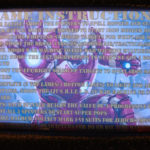 Iron Man Pinball EL Panel