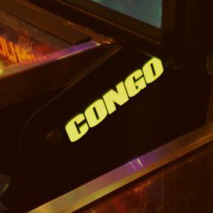 Congo Pinball Hinge LED Mod