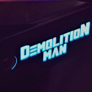 Demolition Man pinball hinges
